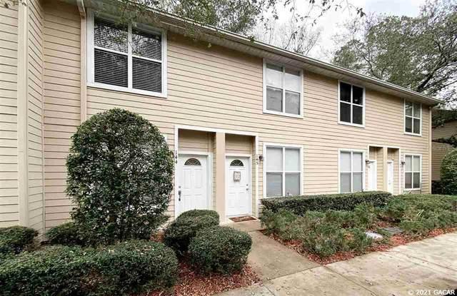 3552 SW 30th Way #144, Gainesville, FL 32608 (MLS #GC446713) :: Stewart Realty & Management