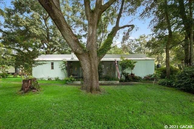 19808 NW 20TH Avenue, Newberry, FL 32669 (MLS #GC446770) :: Team Saveela & Ace Remax Professionals