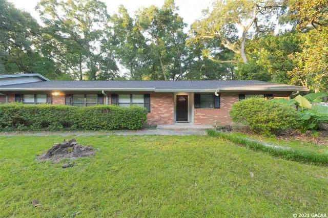 7629 SW 8th Avenue, Gainesville, FL 32607 (MLS #GC446777) :: Stewart Realty & Management