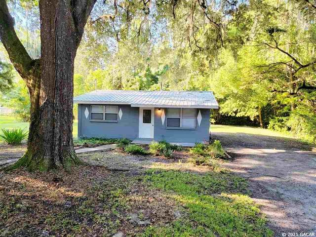 351 NW 6th Avenue, Micanopy, FL 32667 (MLS #GC446803) :: Stewart Realty & Management