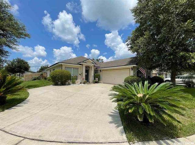8108 NW 53RD Street, Gainesville, FL 32653 (MLS #GC446828) :: Pristine Properties