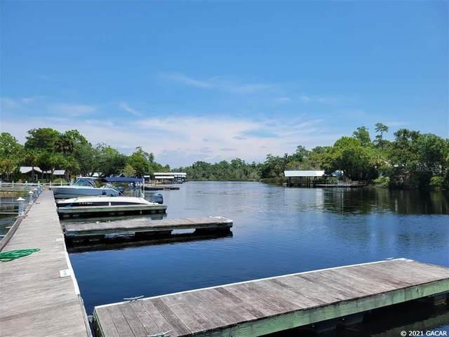 130 Ryland Circle, Steinhatchee, FL 33259 (MLS #GC446835) :: Stewart Realty & Management