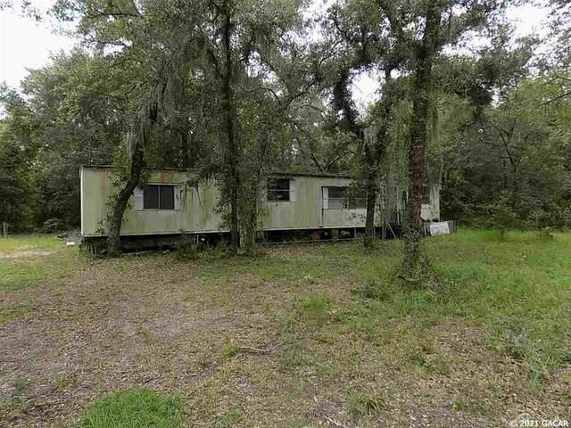 11216 NE 64TH Place, Williston, FL 32696 (MLS #GC446912) :: Stewart Realty & Management