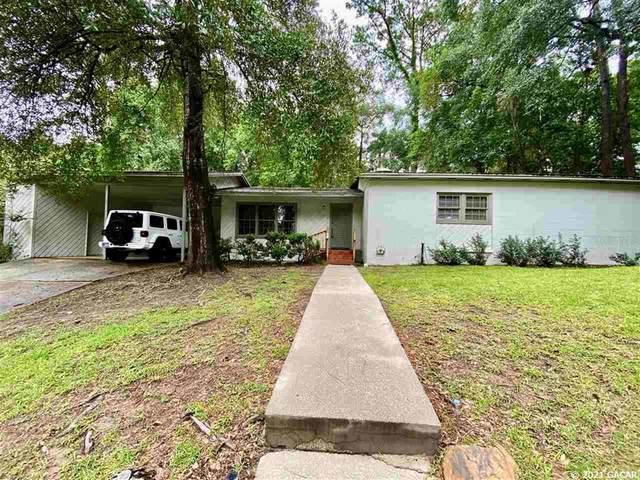 15 NW 29th Street, Gainesville, FL 32607 (MLS #GC446942) :: Stewart Realty & Management