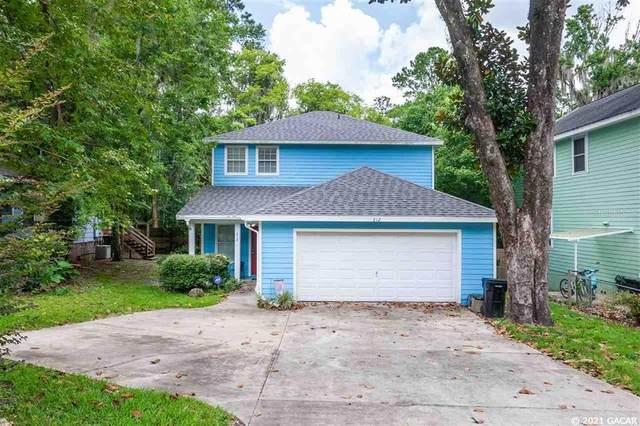 212 NW 27 Terrace, Gainesville, FL 32607 (MLS #GC446964) :: Stewart Realty & Management