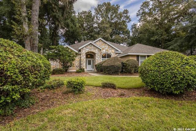9710 SW 33rd Lane, Gainesville, FL 32608 (MLS #GC447025) :: Rabell Realty Group