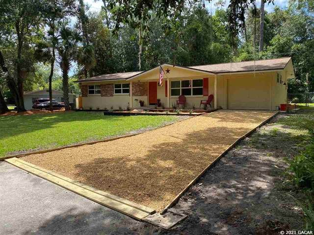 4210 NW 14TH Place, Gainesville, FL 32605 (MLS #GC447051) :: Blue Chip International Realty
