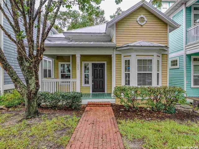 1003 NW 50th Terrace, Gainesville, FL 32605 (MLS #GC447071) :: Stewart Realty & Management