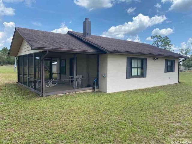 116 Melrose Landing Drive, Hawthorne, FL 32640 (MLS #GC447082) :: Team Saveela & Ace Remax Professionals