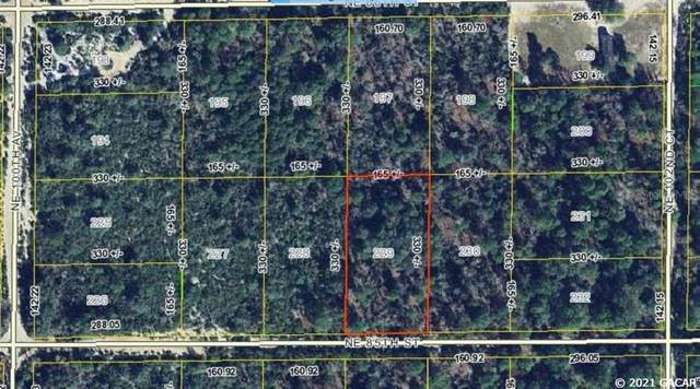 101yy NE 85th Street, Bronson, FL 32618 (MLS #GC447087) :: Vacasa Real Estate