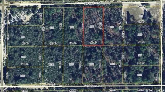 101xx NE 86th Street, Bronson, FL 32621 (MLS #GC447090) :: Vacasa Real Estate