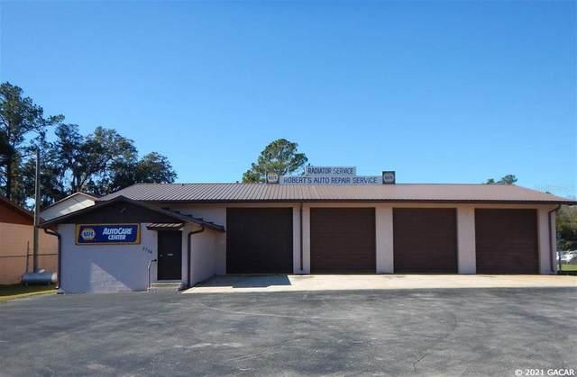 2726 SW Main Boulevard, Lake City, FL 32025 (MLS #GC447119) :: Team Saveela & Ace Remax Professionals