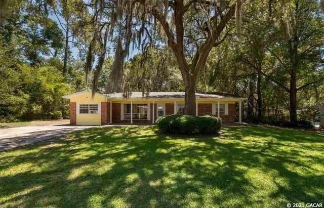 3941 SW 5th Place, Gainesville, FL 32607 (MLS #GC447247) :: Stewart Realty & Management
