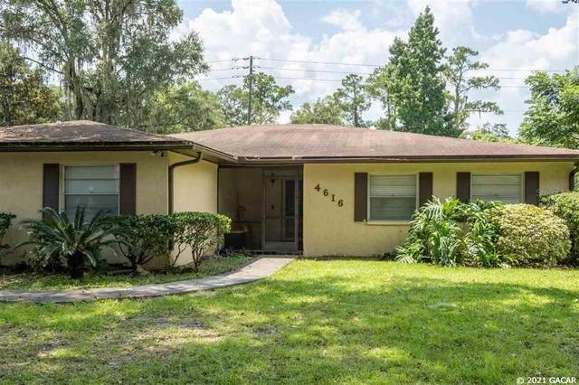 4616 NW 33RD Terrace, Gainesville, FL 32605 (MLS #GC447248) :: Everlane Realty