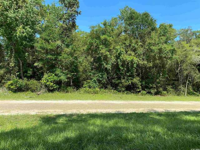 Lot 2 NW 51st Court, Chiefland, FL 32644 (MLS #GC447290) :: Team Saveela & Ace Remax Professionals