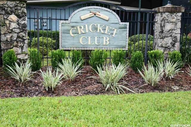 501 SW 75th Street G9, Gainesville, FL 32607 (MLS #GC447303) :: Team Saveela & Ace Remax Professionals