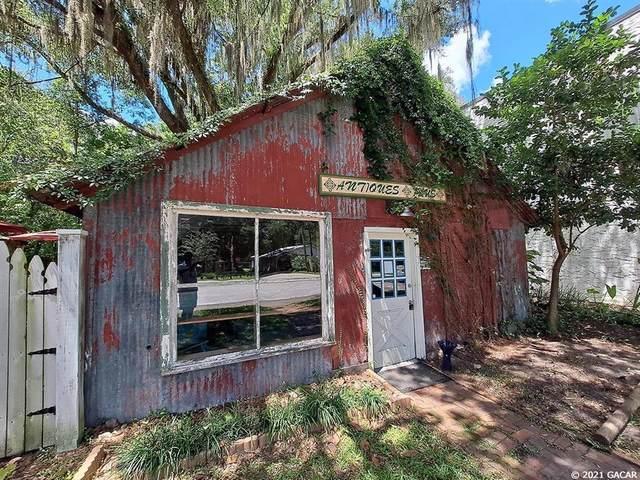 208 NE 1st Street, Micanopy, FL 32667 (MLS #GC447311) :: The Heidi Schrock Team