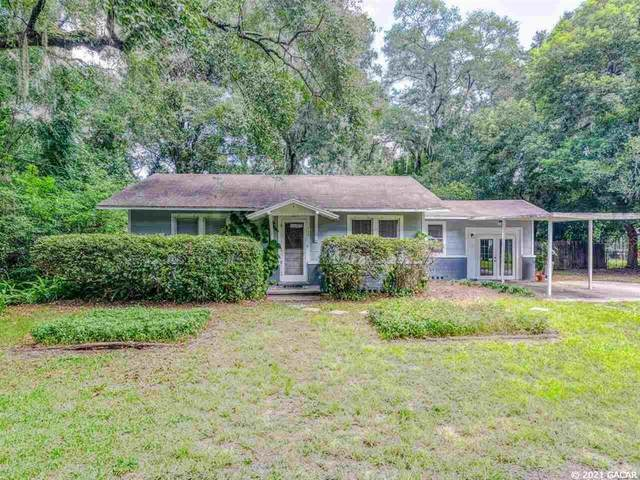 806 NW 33rd Avenue, Gainesville, FL 32609 (MLS #GC447320) :: The Curlings Group