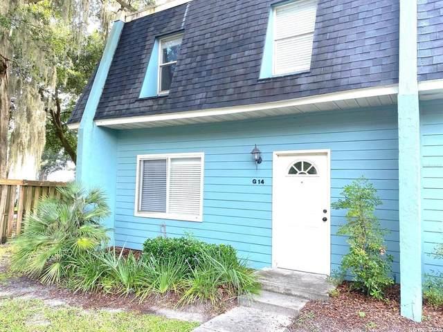 501 SW 75TH Street G14, Gainesville, FL 32607 (MLS #GC447345) :: Stewart Realty & Management