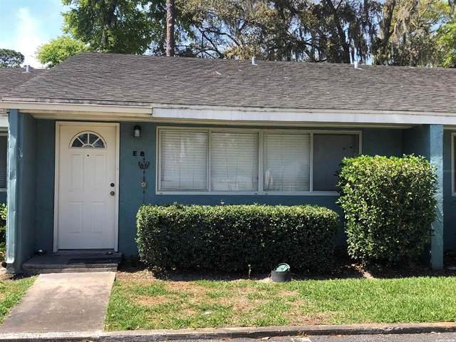 501 SW 75th Street E8, Gainesville, FL 32607 (MLS #GC447399) :: Stewart Realty & Management