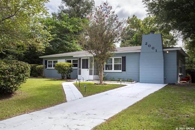 2001 NE 15TH Terrace, Gainesville, FL 32609 (MLS #GC447451) :: Stewart Realty & Management