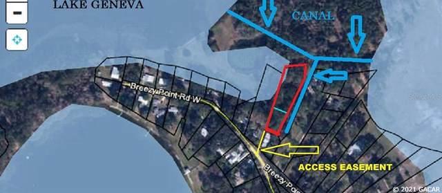 000 Breezy Point, Melrose, FL 32666 (MLS #GC447474) :: Stewart Realty & Management