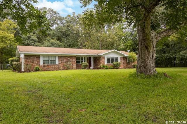 8020 NW State Road 45 Road, High Springs, FL 32643 (MLS #GC447528) :: Team Saveela & Ace Remax Professionals
