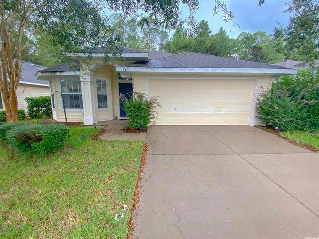 5030 NW 22nd Street, Gainesville, FL 32605 (MLS #GC447539) :: The Curlings Group