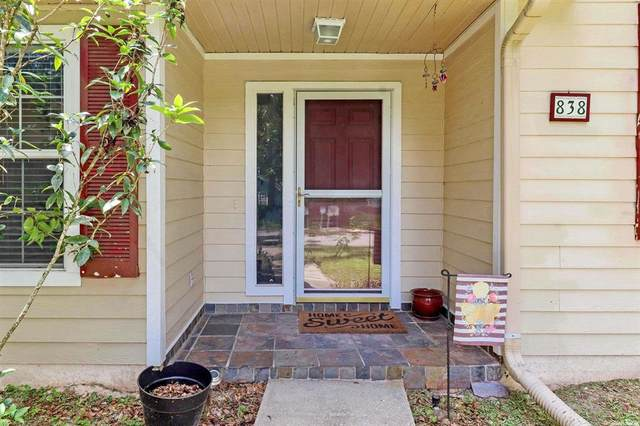 838 NW 113 Terrace, Gainesville, FL 32606 (MLS #GC447546) :: Stewart Realty & Management