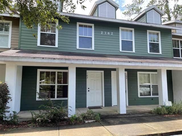 2362 SW 42ND Way #164, Gainesville, FL 32607 (MLS #GC447593) :: Stewart Realty & Management