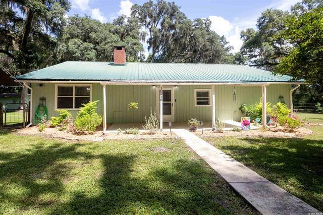 10216 NE County Road 1469, Waldo, FL 32694 (MLS #GC447631) :: Bridge Realty Group