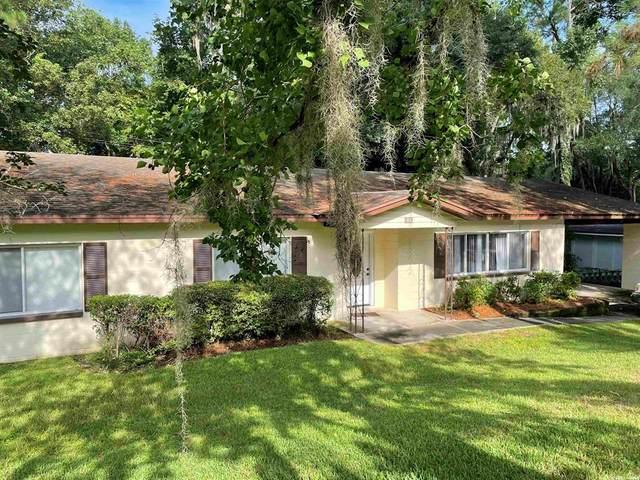 112 NW 29th Street, Gainesville, FL 32607 (MLS #GC447644) :: Stewart Realty & Management