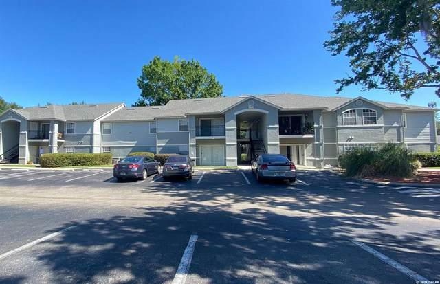 3705 SW 27th Street #1224, Gainesville, FL 32608 (MLS #GC447660) :: Stewart Realty & Management
