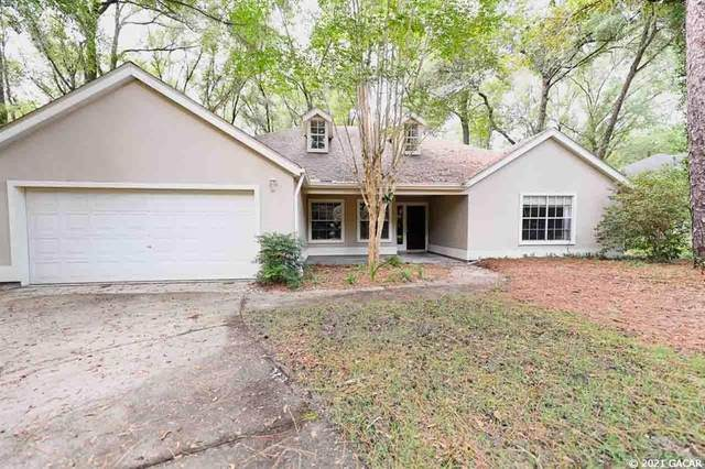10323 SW 55TH Place, Gainesville, FL 32608 (MLS #GC447710) :: Everlane Realty