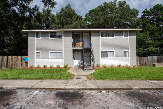 3205 SW 26TH Way, Gainesville, FL 32608 (MLS #GC447722) :: Delgado Home Team at Keller Williams