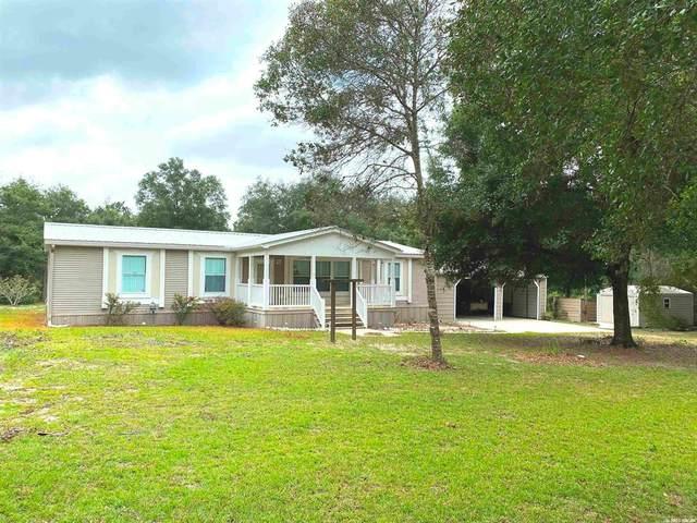 5685 Hiawatha Street, Keystone Heights, FL 32656 (MLS #GC447767) :: Stewart Realty & Management