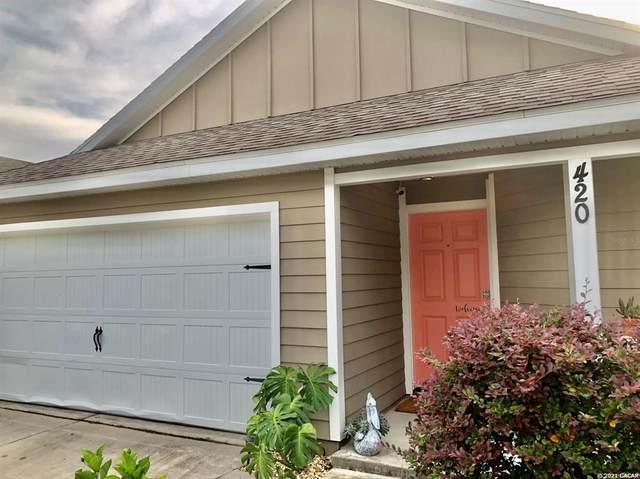 420 SW 251st Drive, Newberry, FL 32669 (MLS #GC447810) :: Pristine Properties