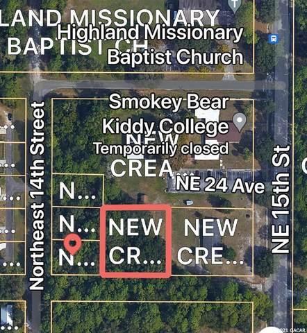 NE 24th Avenue, Gainesville, FL 32609 (MLS #GC447836) :: Stewart Realty & Management