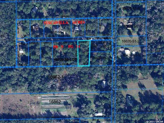 0000 SW 1st Avenue, Micanopy, FL 32667 (MLS #GC447839) :: Stewart Realty & Management