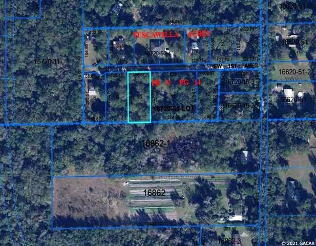 000 SW 1St. Avenue, Micanopy, FL 32667 (MLS #GC447840) :: Stewart Realty & Management
