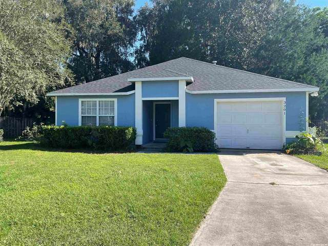 3201 NW 25th Terrace, Gainesville, FL 32605 (MLS #GC447888) :: Vacasa Real Estate