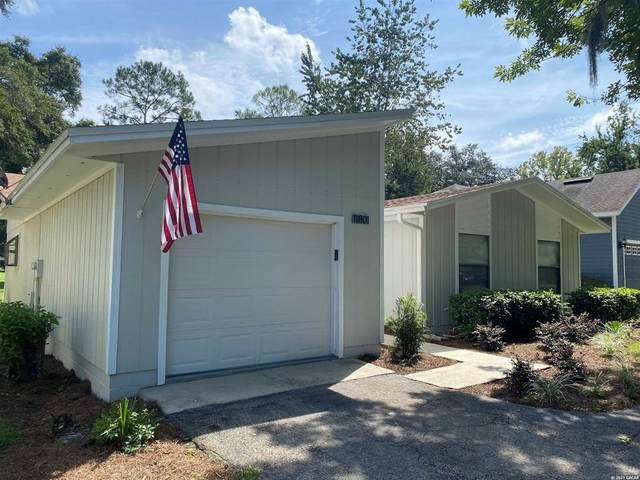 11801 NW 72nd Terrace, Alachua, FL 32605 (MLS #GC447967) :: The Curlings Group