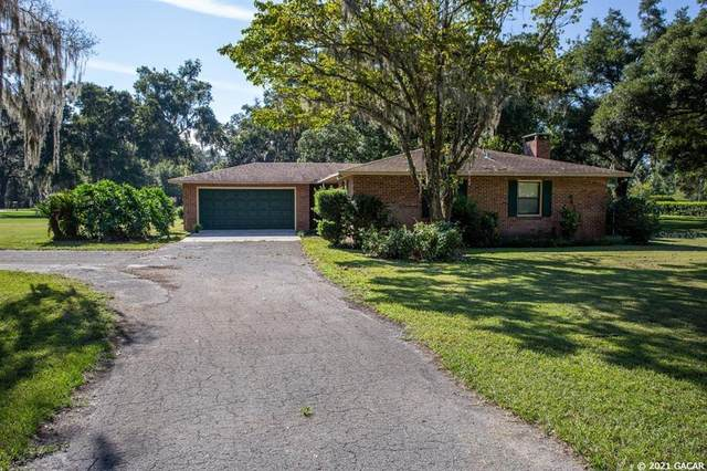 1108 SW 2nd Avenue, Chiefland, FL 32626 (MLS #GC447978) :: Realty Executives