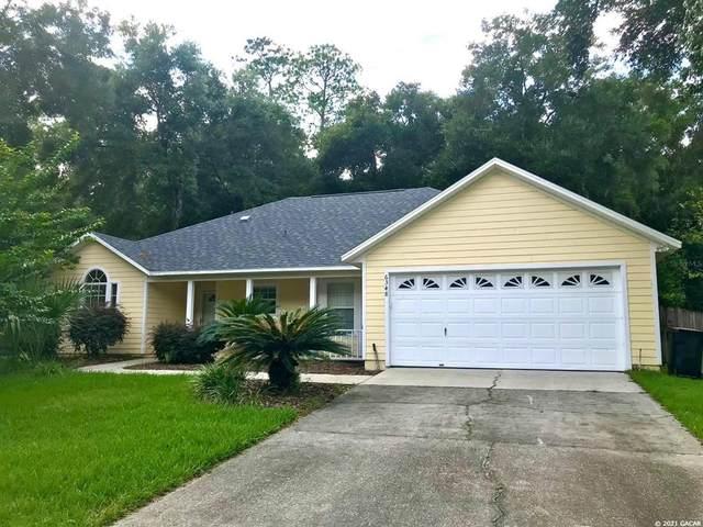 6348 SW 84th Terrace, Gainesville, FL 32608 (MLS #GC447980) :: Team Saveela & Ace Remax Professionals