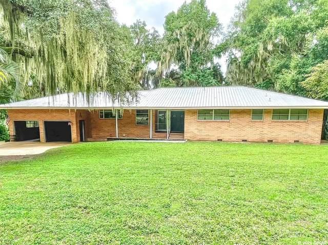 7617 SE 246th Terrace, Hawthorne, FL 32640 (MLS #GC447996) :: The Nathan Bangs Group