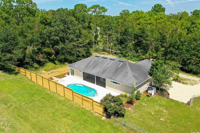 292 SE 46th Loop, Keystone Heights, FL 32656 (MLS #GC448007) :: The Nathan Bangs Group