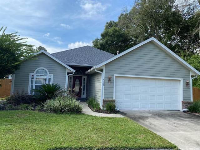 4107 SW 19TH Drive, Gainesville, FL 32608 (MLS #GC448011) :: Zarghami Group