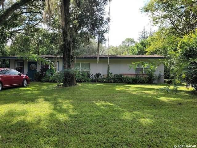 28 NW 36 Terrace, Gainesville, FL 32607 (MLS #GC448027) :: Stewart Realty & Management