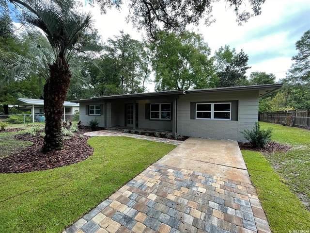 2837 NE 16th Terrace, Gainesville, FL 32609 (MLS #GC448028) :: Zarghami Group