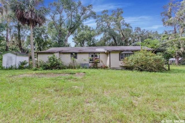 7401 Hall Lake Road, Keystone Heights, FL 32656 (MLS #GC448041) :: Team Saveela & Ace Remax Professionals